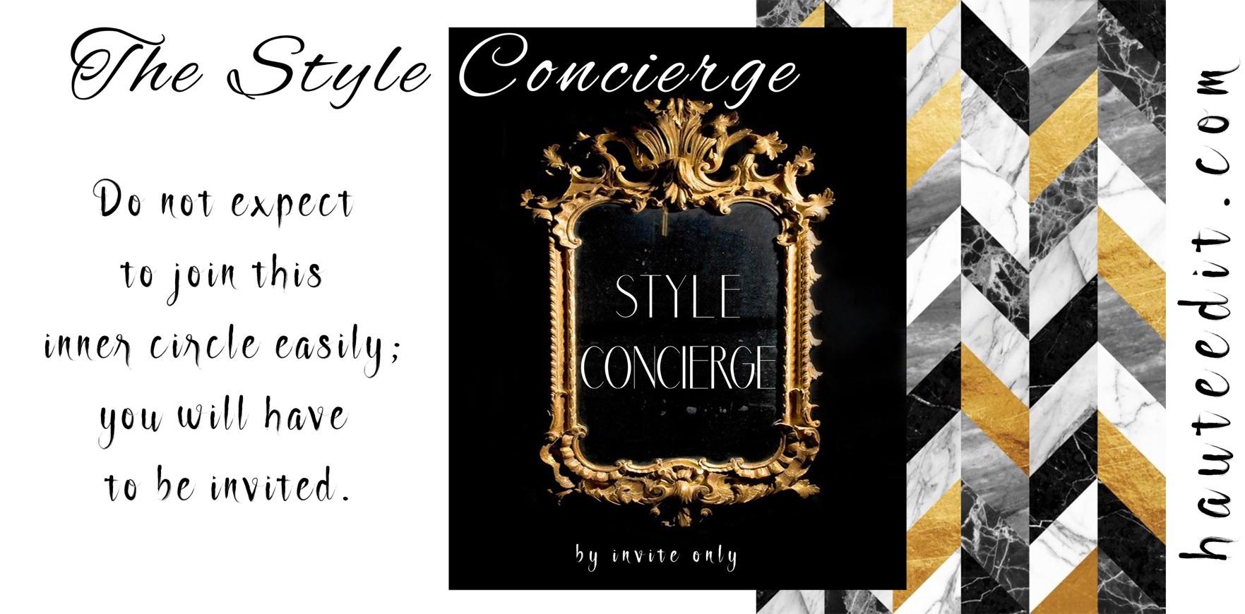 The Style Concierge