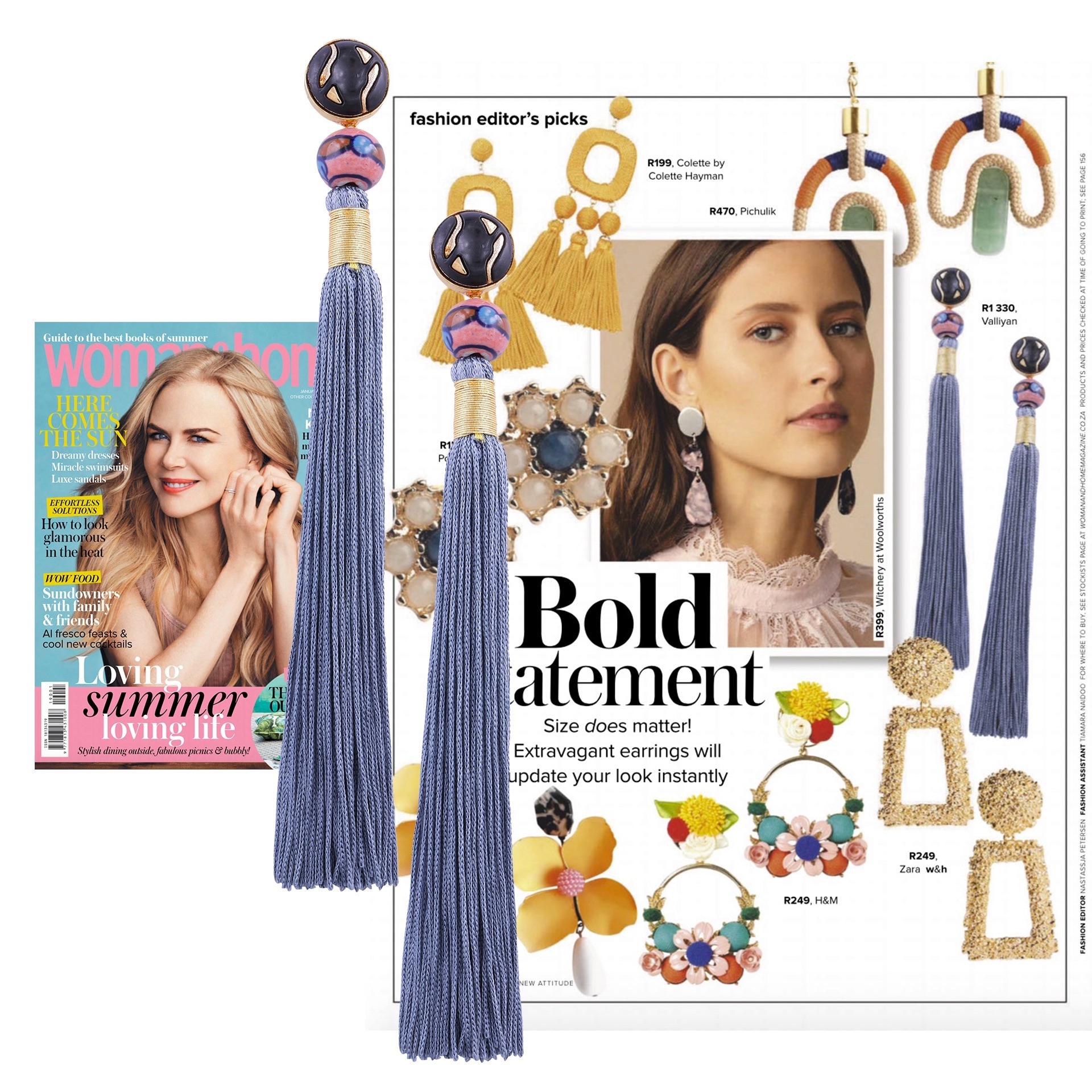 Woman Home Magazine January 2019