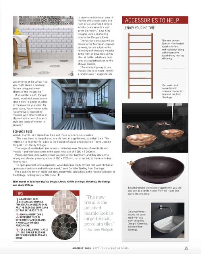 Sa Home Owner Magazine August 2018