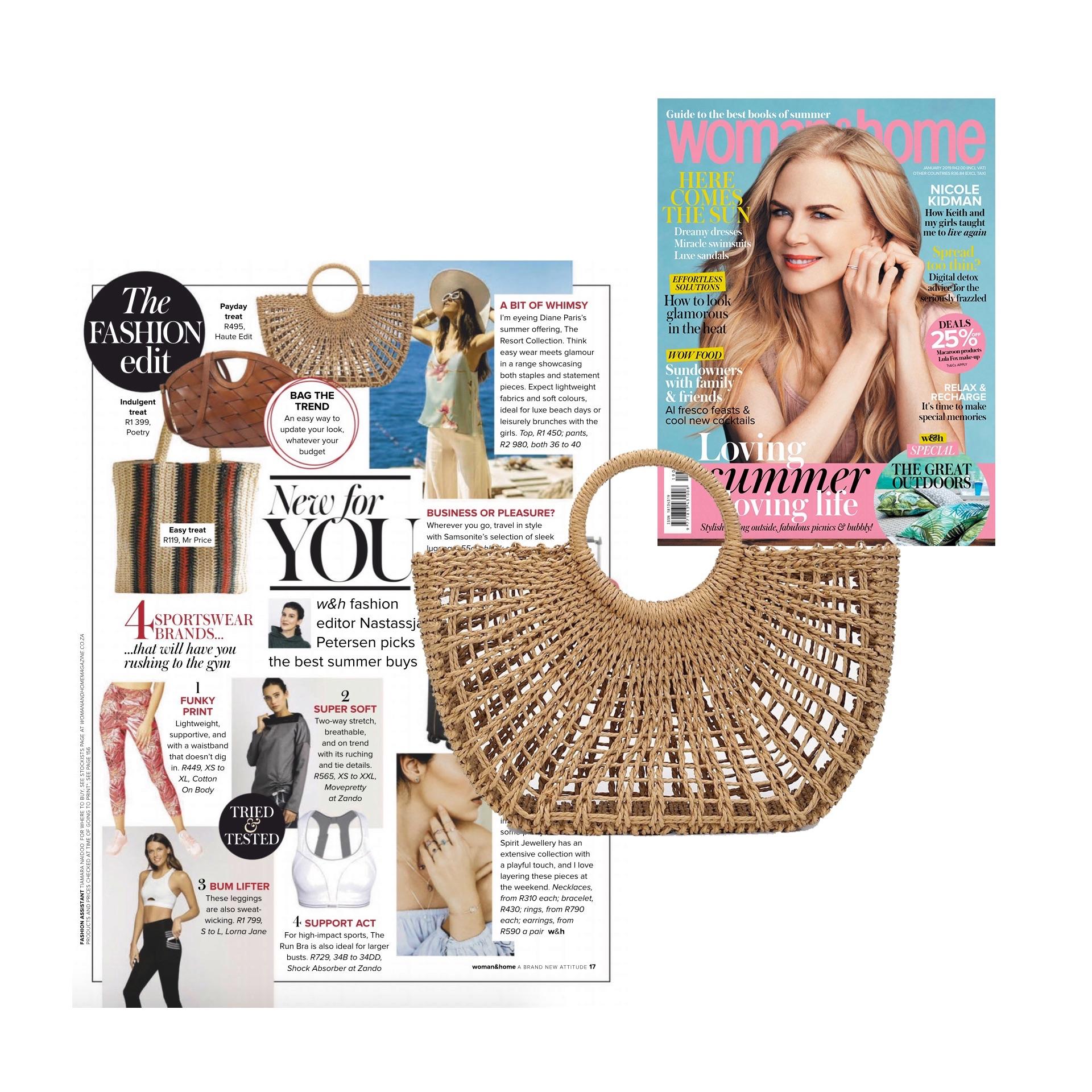Woman And Home Magazine January 2019