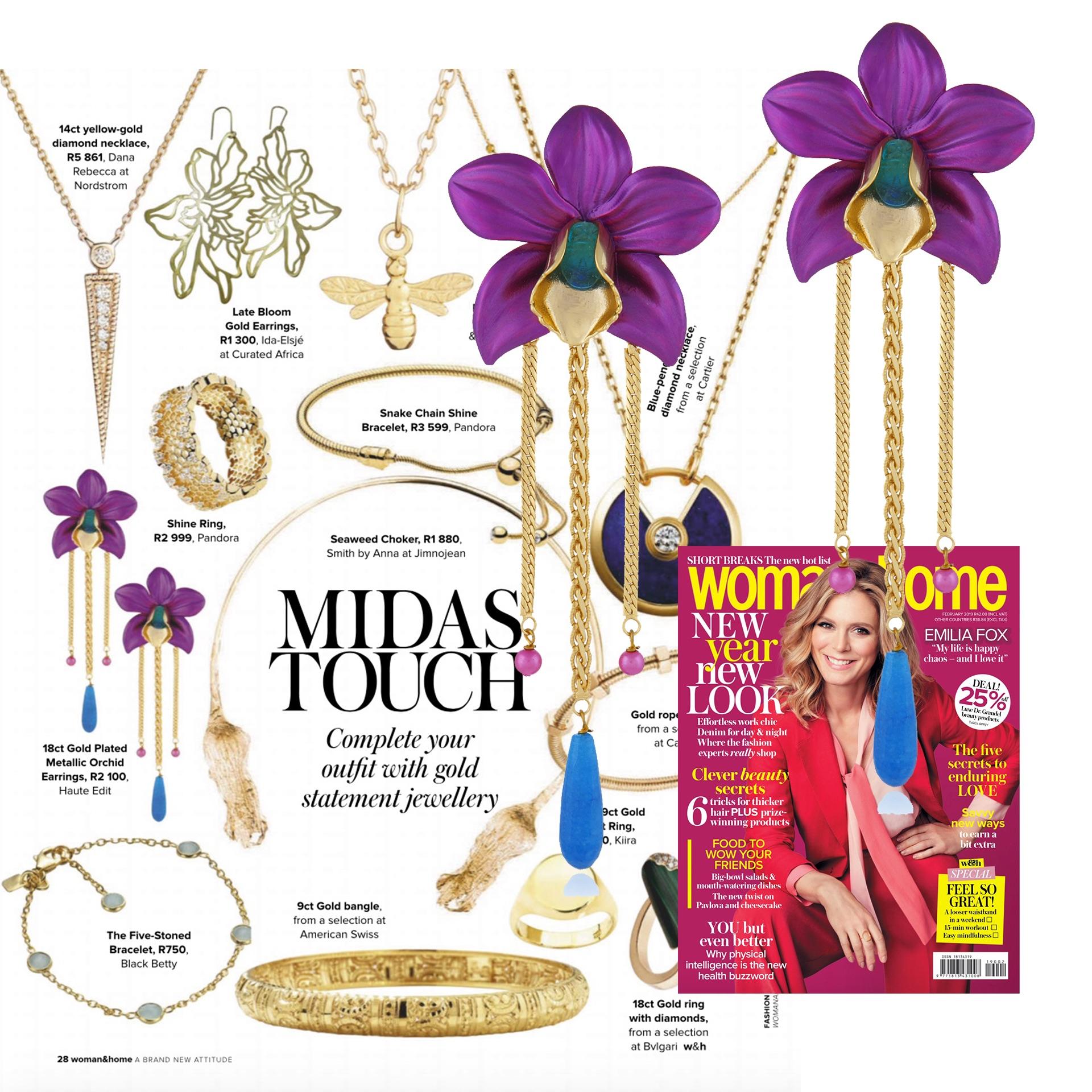 Woman & Home Magazine February 2019