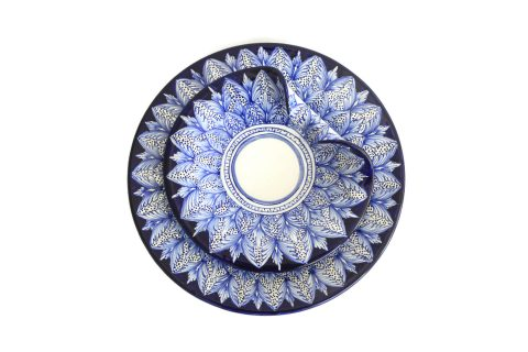 Blu Pavone Art Collection Set