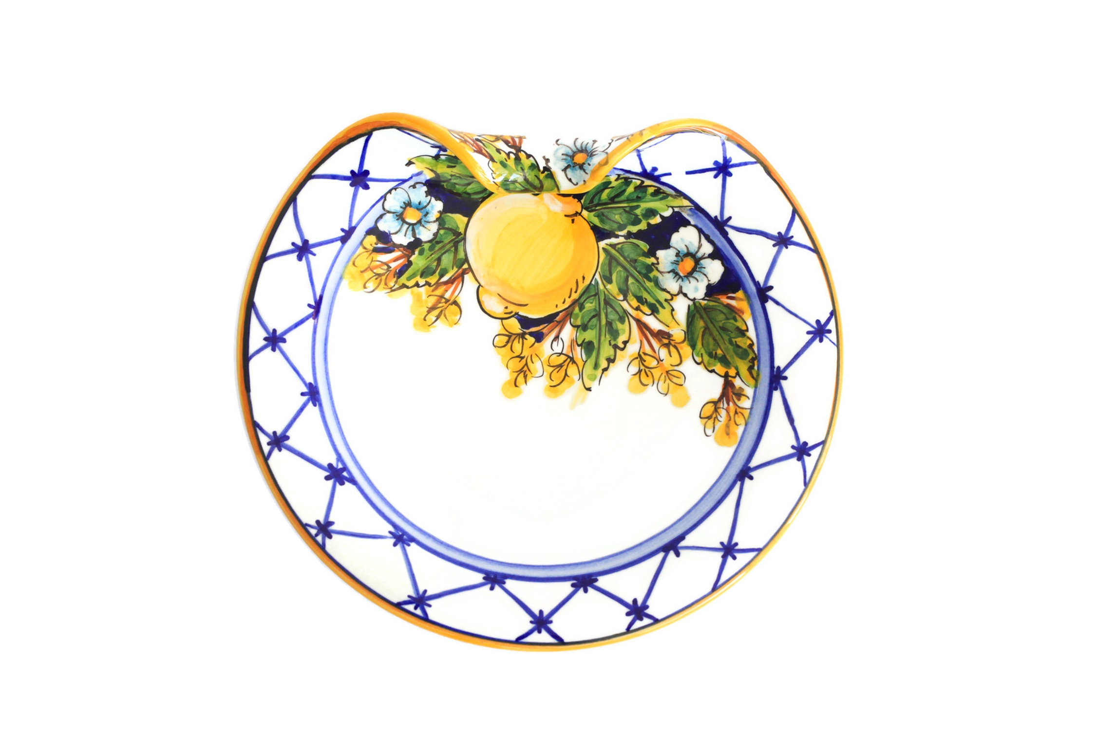 Limoncello Art Collection Aperitivo Plate