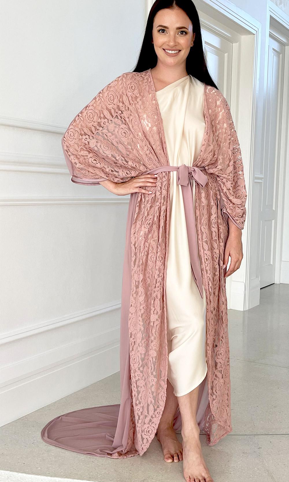 Kirti Goddess Kaftan Robe